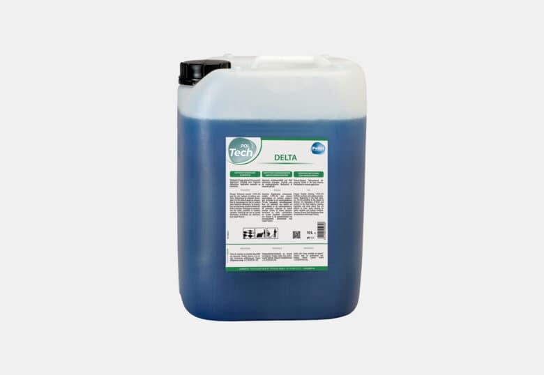 PolTech Delta ontvettend reinigingsmiddel voor de voedingssector