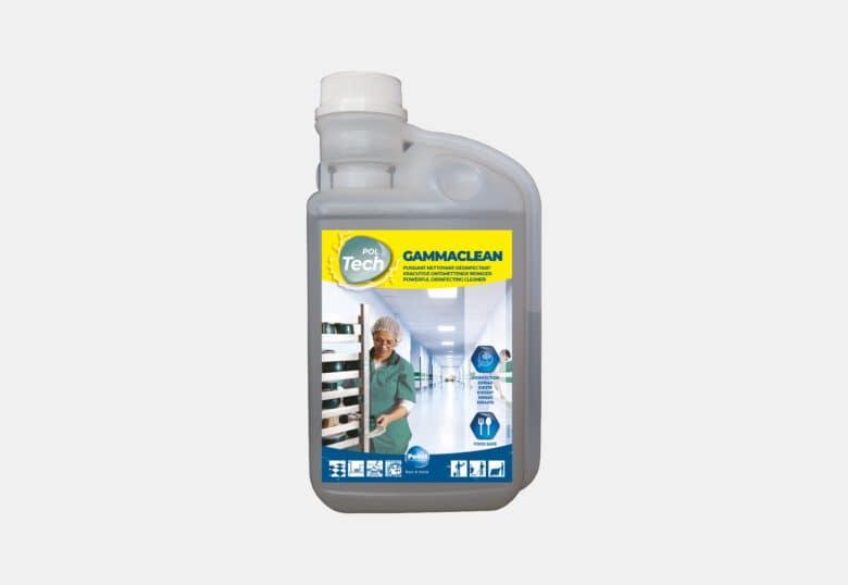PolTech GammaClean desinfecterend reinigingsmiddel voor alle oppervlakken