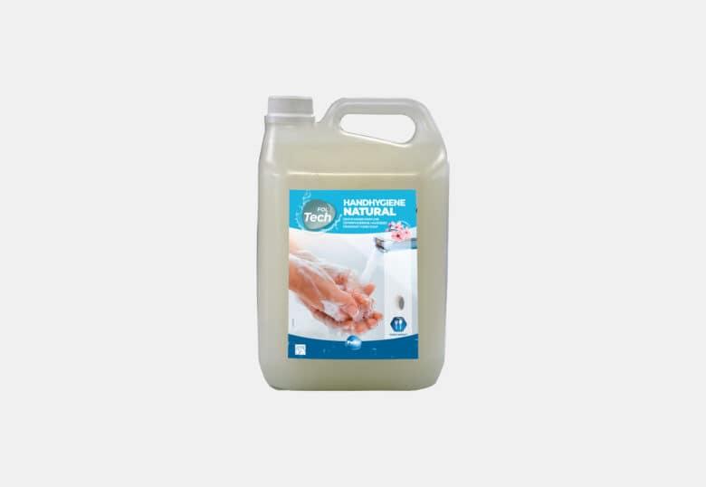 PolTech Handhygiëne Natural milde zeep voor handhygiëne
