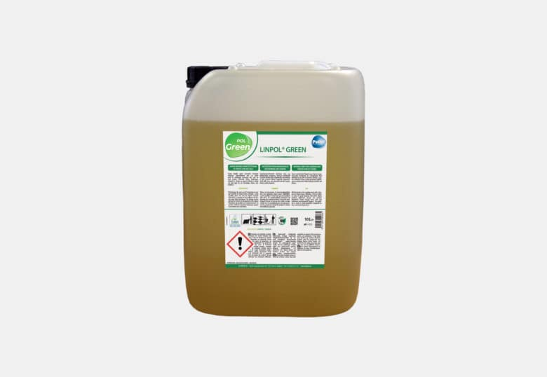 PolGreen Linpol Green vloeibare zeep voor alle vloeren