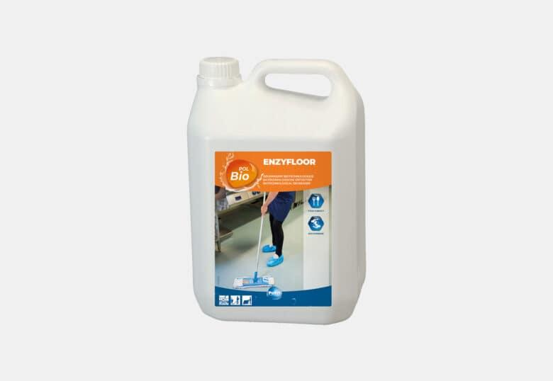 PolBio Enzyfloor biotechnologische ontvetter voor vloeren