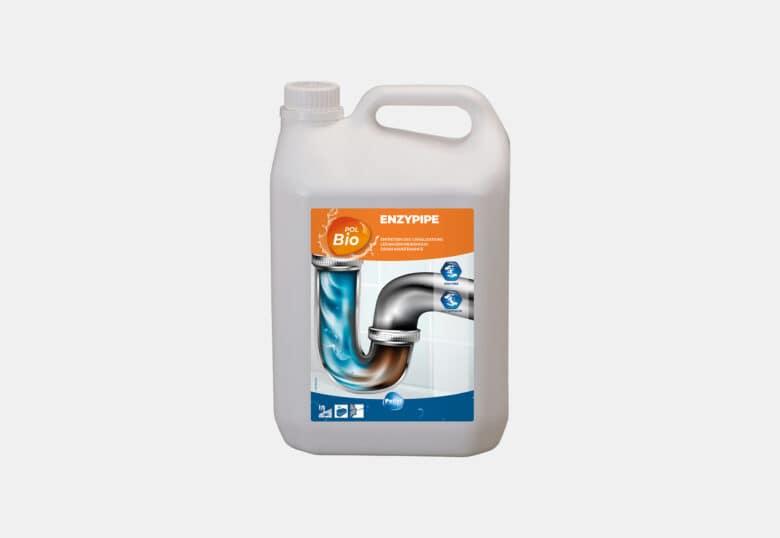 PolBio Enzypipe voor het onderhoud van leidingen en koelkasten