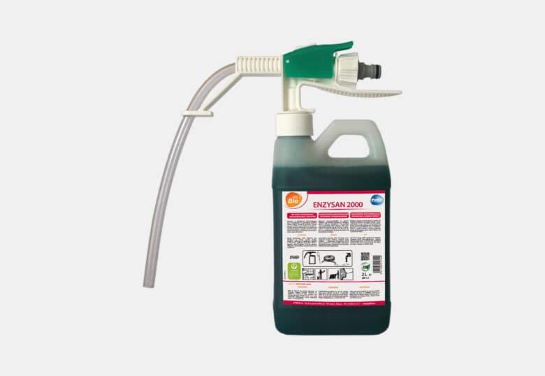PolBio Odor Control Enzysan 2000 schoonmaakmiddel geurvernietiger sanitair