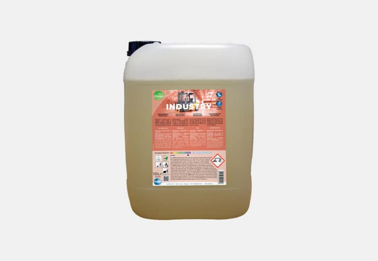 PolGreen Industry extra krachtige ontvetter voor de industrie
