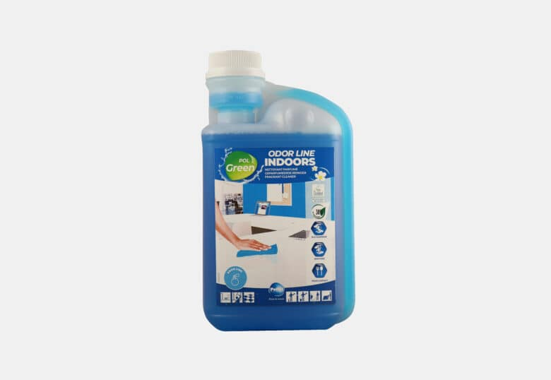 PolGreen Odor Line Indoors reinigend product alle oppervlakken met frisse geur