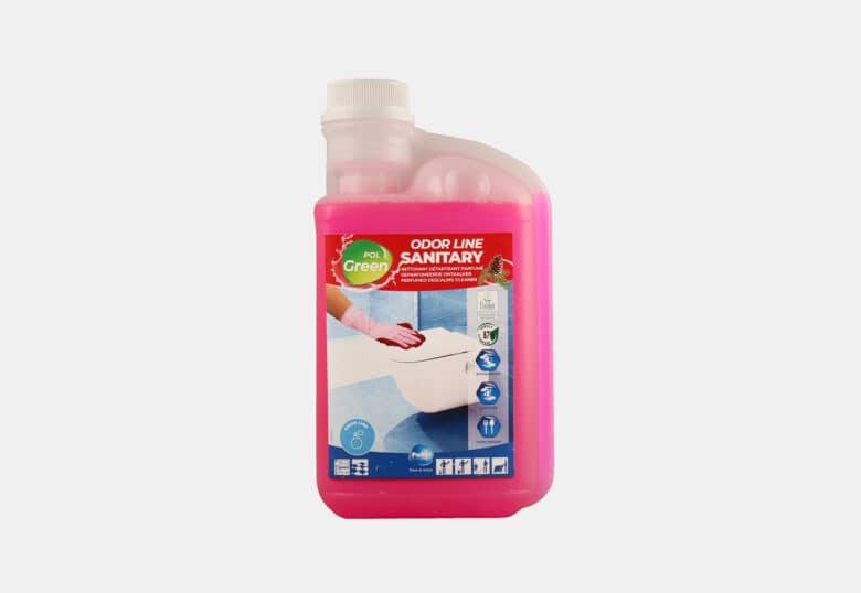PolGreen Odor Line Sanitary ecologisch schoonmaakproduct voor sanitair