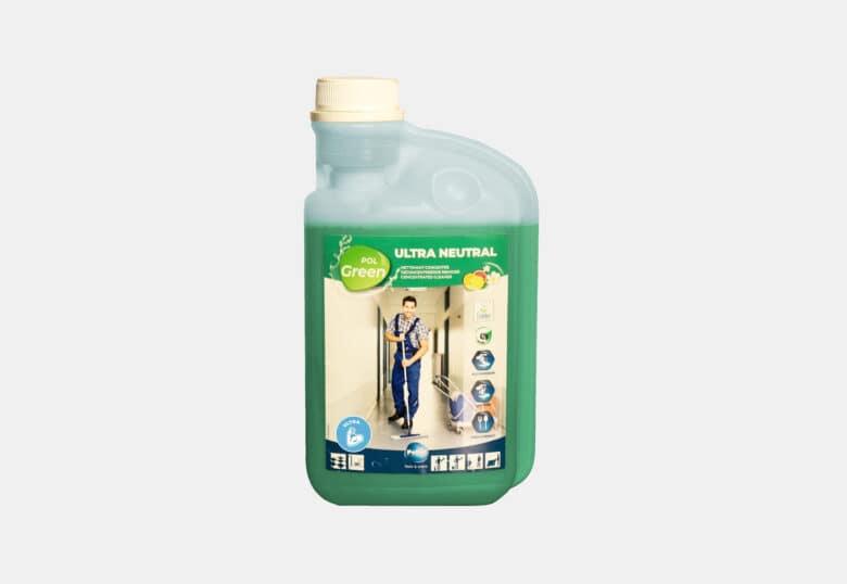 PolGreen Ultra Neutral ultra geconcentreerd reinigingsmiddel voor vloeren en oppervlakken