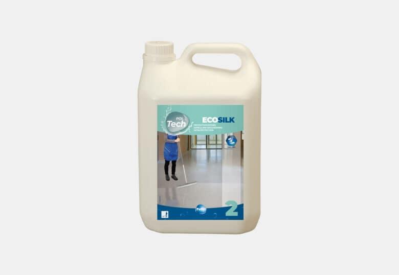 PolTech EcoSilk beschermende matte laag voor zachte vloer