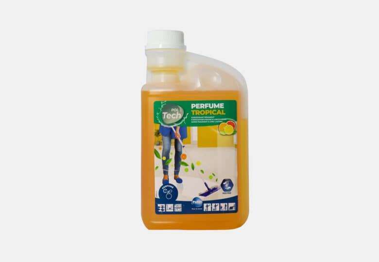 PolTech Perfume Tropical schoonmaakmiddel met citrusgeur