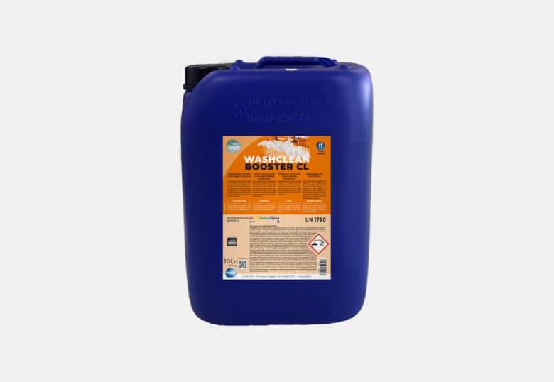 PolTech Washclean Booster CL afwasmiddel met chloor