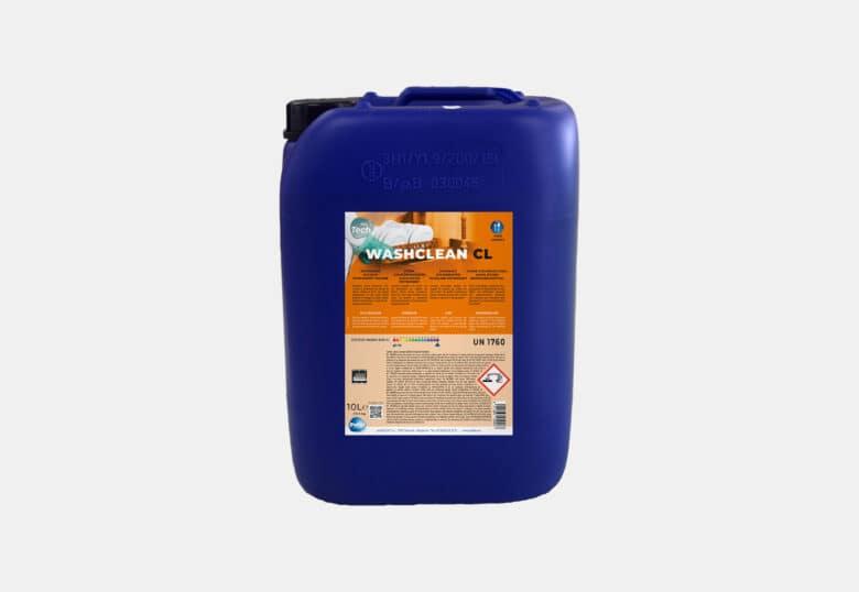 PolTech Washclean CL afwasmiddel met chloor voor café