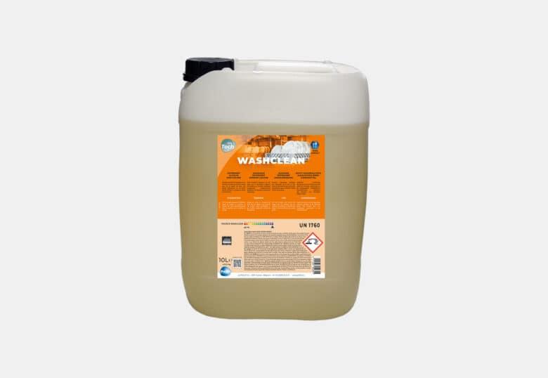 PolTech Washclean vaatwasmiddel zonder chloor