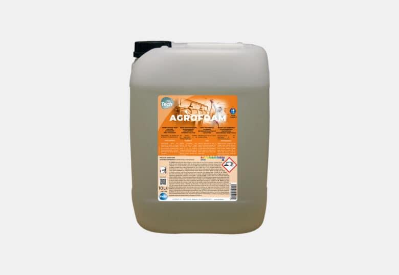 PolTech Agrofoam schuimende ontvetter zonder chloor voor oppervlakken in de voedingsindustrie