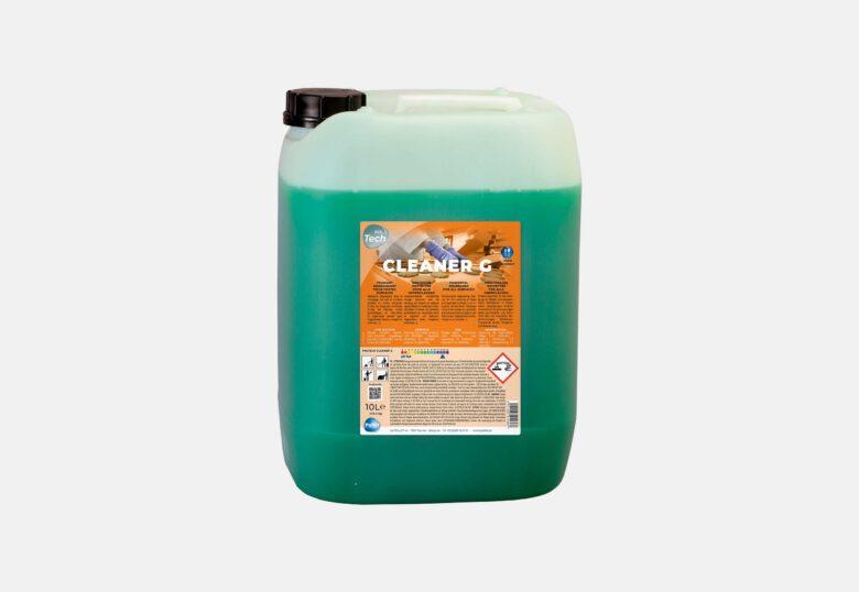 PolTech Cleaner G krachtige ontvetter voor industriële omgeving