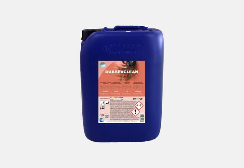PolTech Rubberclean afbijtmiddel voor rubber en gom